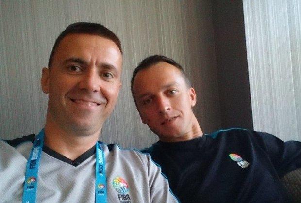 Milan Mažić (levo), foto: Fejsbuk